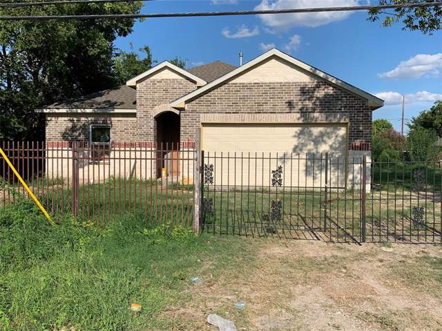 8019 Canyon Street, Houston, TX 77051 (MLS #52170855) :: The Heyl Group at Keller Williams