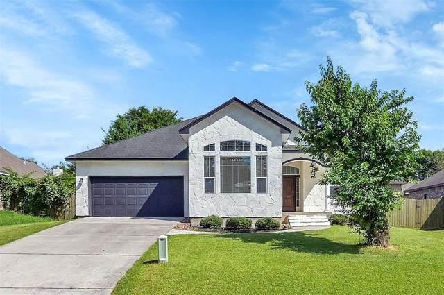 12812 Point Aquarius Boulevard, Willis, TX 77318 (MLS #52173901) :: The Home Branch