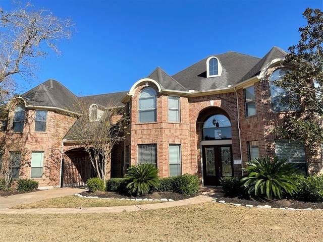 11 Bees Creek Knoll, Missouri City, TX 77459 (MLS #52173951) :: Homemax Properties