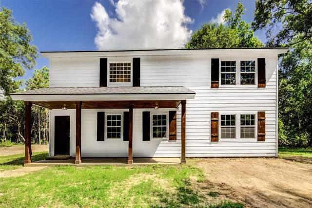 2005 County Road 301 S, Dayton, TX 77535 (MLS #52175785) :: Texas Home Shop Realty