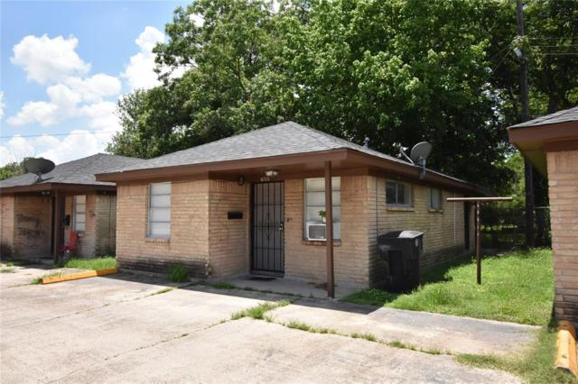 4701-4717 Hoffman Street, Houston, TX 77026 (MLS #52180752) :: Texas Home Shop Realty