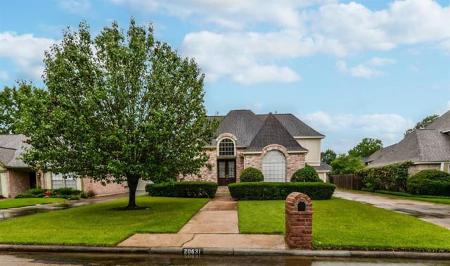 20631 Castle Bend Drive, Katy, TX 77450 (MLS #52183420) :: The SOLD by George Team