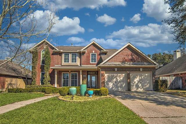 1435 Juniper Lane, Seabrook, TX 77586 (MLS #52186731) :: Ellison Real Estate Team