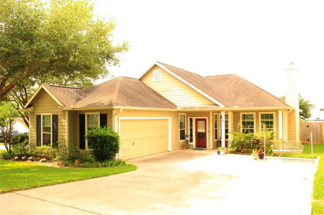 197 W Chatham Street, Bellville, TX 77418 (MLS #52216157) :: The SOLD by George Team