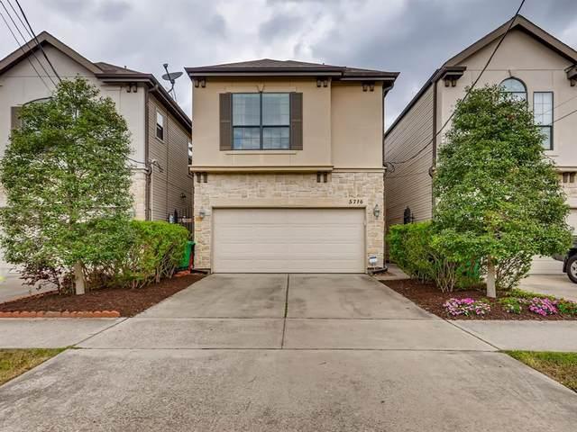 5716 Larkin Street, Houston, TX 77007 (MLS #52224219) :: The Home Branch