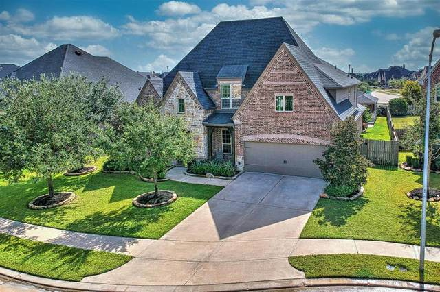 27519 Gladway Manor Drive, Katy, TX 77494 (MLS #52225090) :: Green Residential