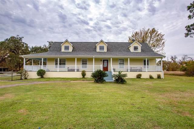 20342 Bubba, Brazoria, TX 77422 (MLS #52230170) :: Texas Home Shop Realty