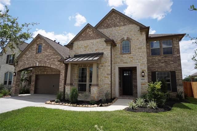 6707 Cottonwood Crest Lane Lane, Katy, TX 77493 (MLS #52230464) :: The Parodi Team at Realty Associates