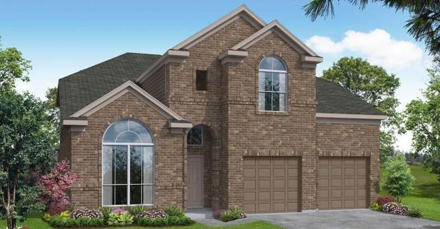2810 Saw Palmetto Trail, Katy, TX 77493 (MLS #5224878) :: The Heyl Group at Keller Williams