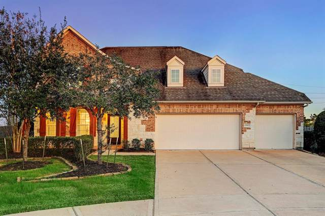 11902 Maybrook Court, Pearland, TX 77584 (MLS #52249768) :: The SOLD by George Team