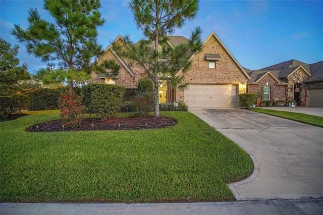 30 Peace Tree Way, Tomball, TX 77375 (MLS #52249784) :: The SOLD by George Team