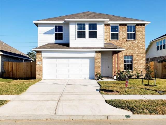 28 Montecito Lane, Manvel, TX 77578 (MLS #52250532) :: Texas Home Shop Realty