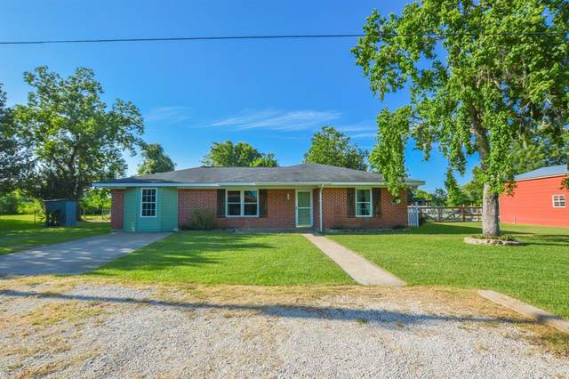 1413 County Road 449, West Columbia, TX 77486 (MLS #52255392) :: Guevara Backman