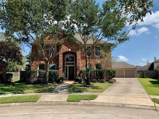 9606 Orchid Spring Lane, Katy, TX 77494 (MLS #52258843) :: Texas Home Shop Realty
