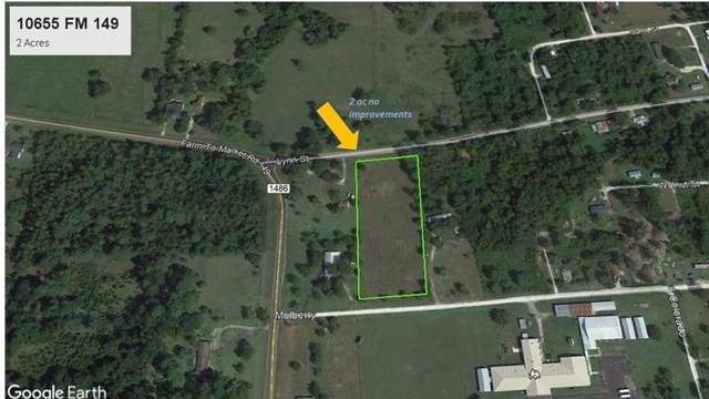 TBD Mulberry Street, Richards, TX 77873 (MLS #52259858) :: The Home Branch