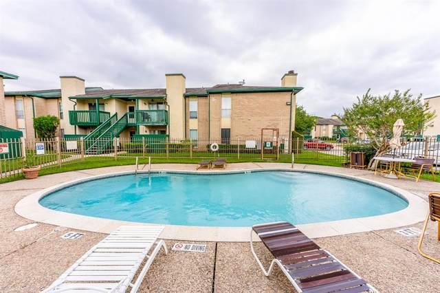 1516 Bay Area Boulevard K10, Houston, TX 77058 (MLS #52267732) :: Texas Home Shop Realty