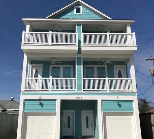 1013 10th Street, Galveston, TX 77550 (MLS #52290017) :: Texas Home Shop Realty