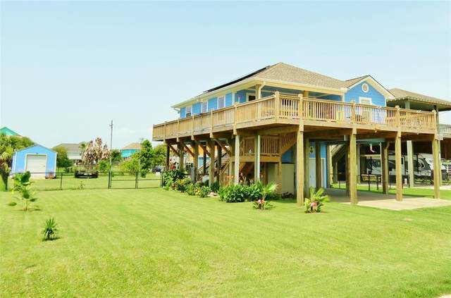 915 Sandollar, Crystal Beach, TX 77650 (MLS #52298645) :: Lerner Realty Solutions