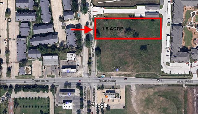 3340 W Little York Road, Houston, TX 77091 (MLS #52307499) :: Giorgi Real Estate Group