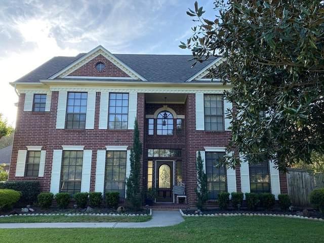 288 Timbercreek Drive, Lake Jackson, TX 77566 (MLS #52311093) :: Green Residential