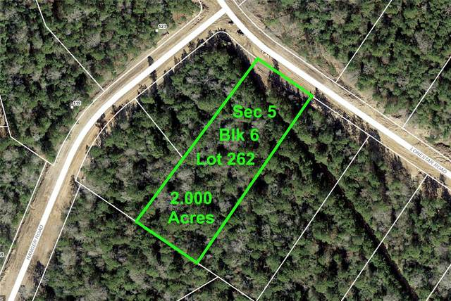 5-6-262 Lonestar Road, Huntsville, TX 77340 (MLS #52325197) :: The Freund Group