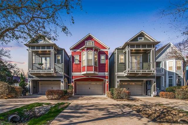 935 W 22nd Street B, Houston, TX 77008 (MLS #52327994) :: Ellison Real Estate Team
