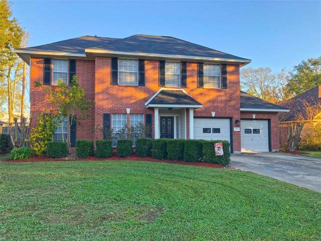 203 Pansy Path Street, Lake Jackson, TX 77566 (MLS #52338033) :: The SOLD by George Team