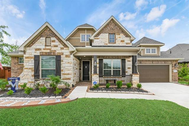 18731 Gulf Shadow Drive, Cypress, TX 77429 (MLS #52342426) :: The Queen Team