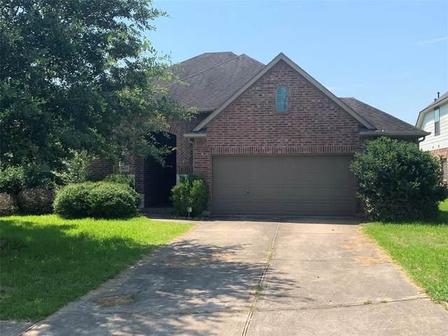 9623 Emerald Lakes Drive, Rosharon, TX 77583 (MLS #52343496) :: The Home Branch