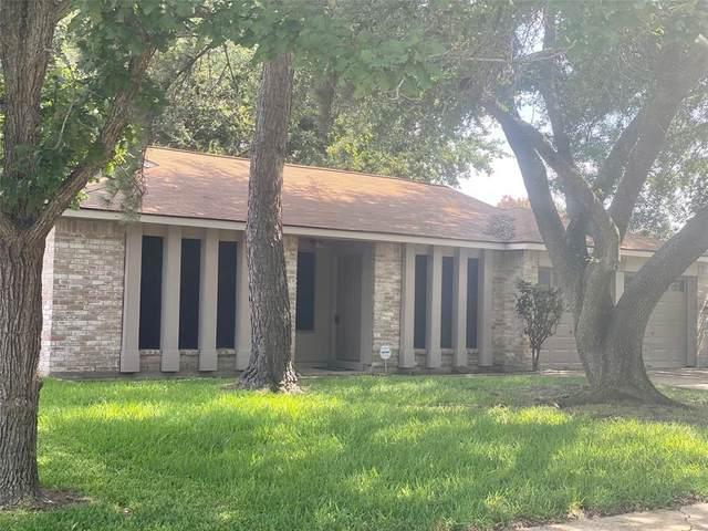 11223 Ensbrook Drive, Houston, TX 77099 (MLS #52349058) :: Rose Above Realty