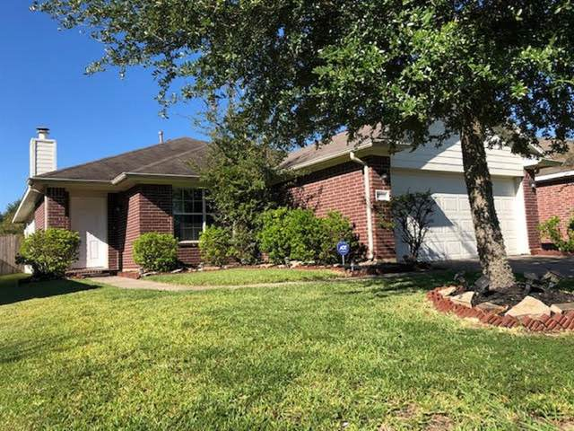 25111 Clover Ranch Drive, Katy, TX 77494 (MLS #52360039) :: The Bly Team