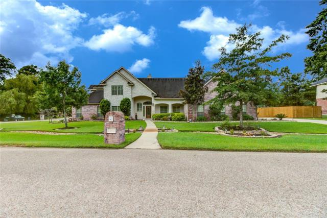 595 Fairway Oaks Court, Conroe, TX 77302 (MLS #52371169) :: Texas Home Shop Realty