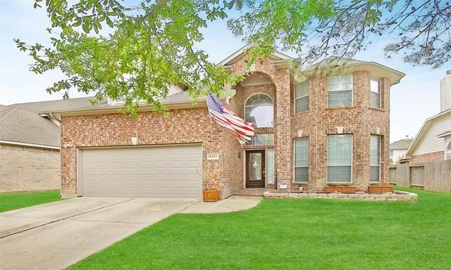 6411 Virginia Fields Drive, Katy, TX 77494 (MLS #52376166) :: Christy Buck Team
