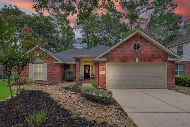 21 Beckett Hill Place, The Woodlands, TX 77382 (MLS #52376330) :: Giorgi Real Estate Group