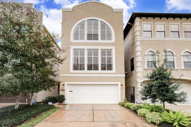 709 Asbury Street, Houston, TX 77007 (MLS #52377936) :: Magnolia Realty