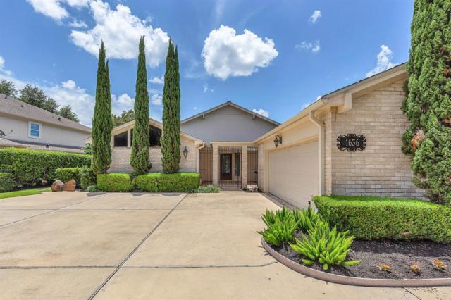 1636 Country Club Boulevard, Sugar Land, TX 77478 (MLS #52379566) :: Giorgi Real Estate Group
