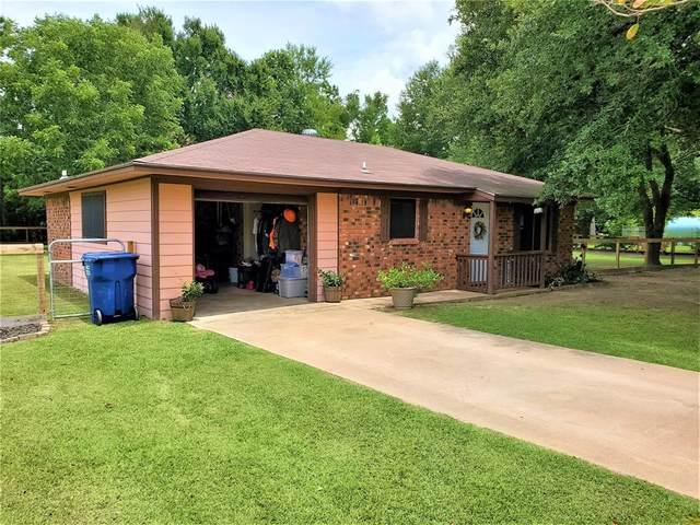 191 Sleepy Hollow Drive E, Goodrich, TX 77335 (MLS #52379995) :: The Wendy Sherman Team