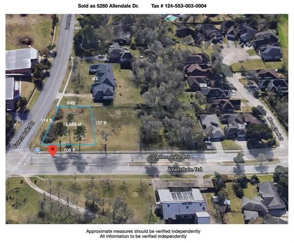5280 Allendale Road, Houston, TX 77017 (MLS #5239563) :: Michele Harmon Team