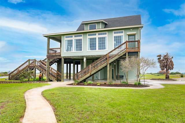 114 White Marlin Drive, Port Lavaca, TX 77979 (MLS #52410661) :: My BCS Home Real Estate Group