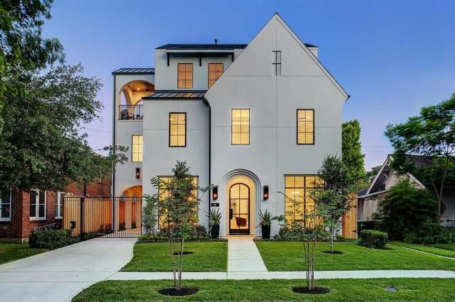 1507 Kipling Street, Houston, TX 77006 (MLS #52412154) :: Caskey Realty