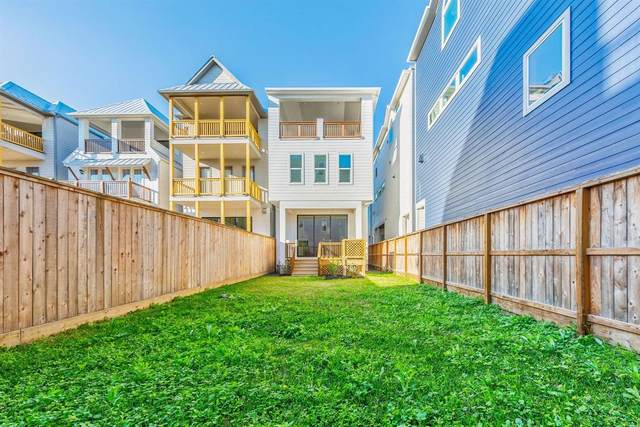 1212 W 16, Houston, TX 77008 (MLS #52425002) :: The SOLD by George Team