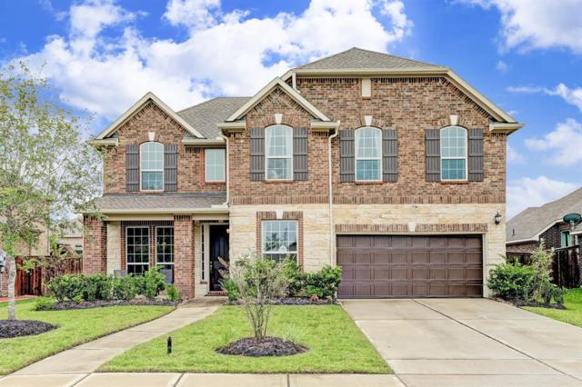 2020 Snow Pine Lane, Pearland, TX 77089 (MLS #52430221) :: Texas Home Shop Realty