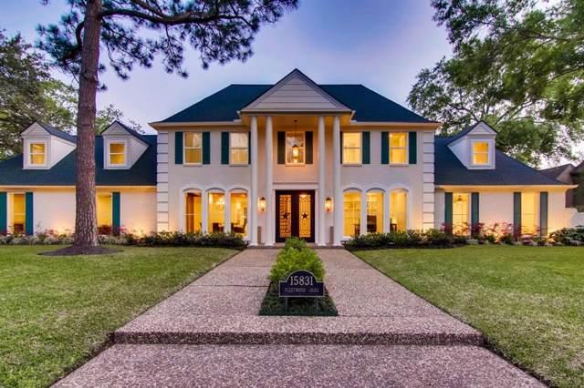15831 Fleetwood Oaks Drive, Houston, TX 77079 (MLS #52438316) :: Caskey Realty