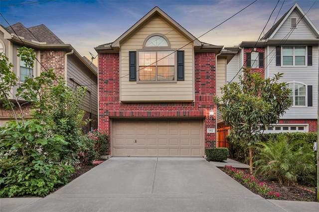 1512 Dian Street, Houston, TX 77008 (MLS #52441814) :: Giorgi Real Estate Group