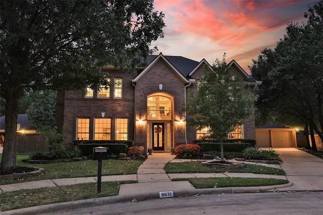 9831 Audubon Park Drive, Spring, TX 77379 (MLS #52443367) :: Len Clark Real Estate