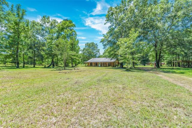 687 County Road 2147, Cleveland, TX 77327 (MLS #52448607) :: Texas Home Shop Realty