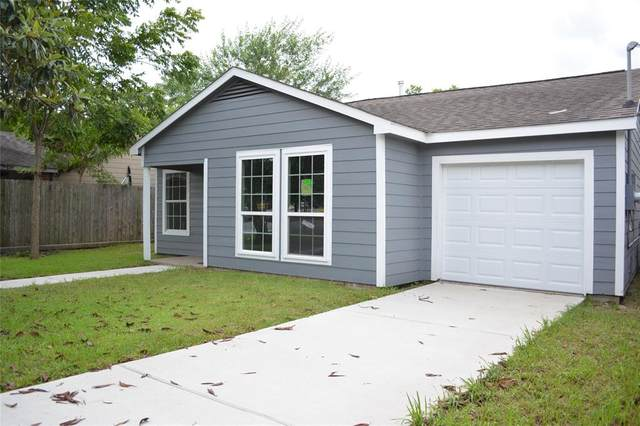 6110 Foster Street, Houston, TX 77021 (MLS #52449364) :: The SOLD by George Team