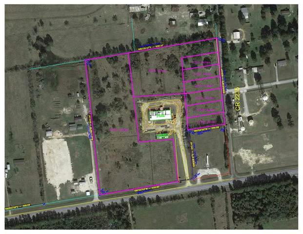 Lot 4 Cr 2235 - Goat Rd, Cleveland, TX 77327 (MLS #52467619) :: The Property Guys