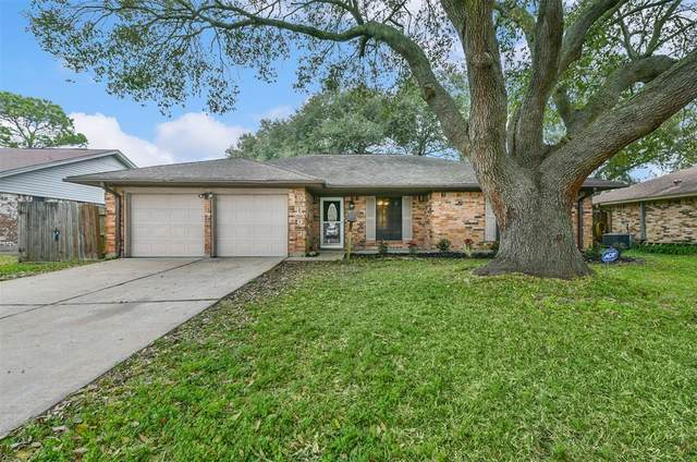 5003 Colmesneil Street, Pearland, TX 77584 (MLS #52469172) :: The Property Guys