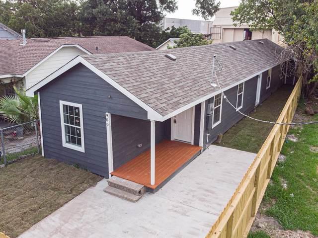 909 Terminal Street, Houston, TX 77011 (MLS #52477521) :: Ellison Real Estate Team